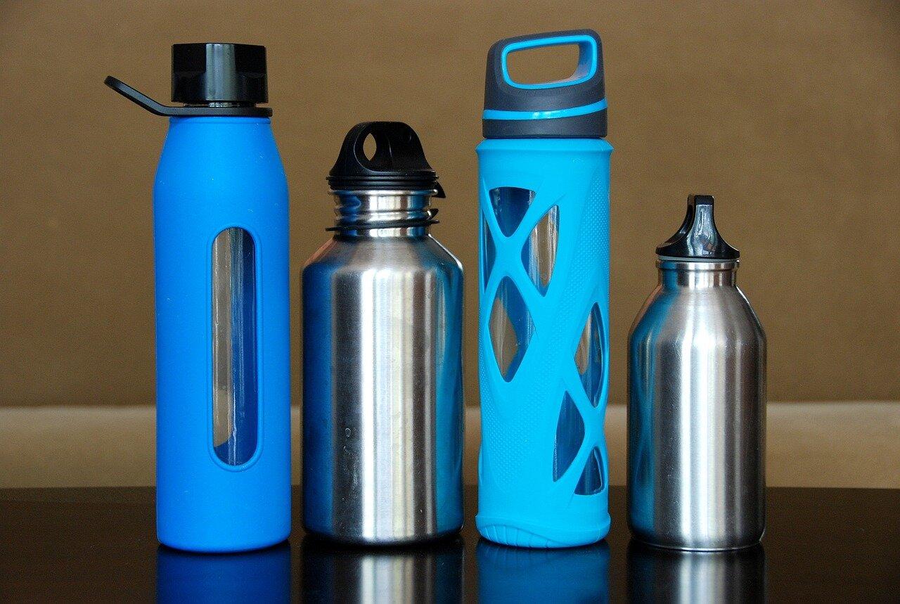 Produkty wielorazowe butelki nierdzewne