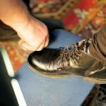 Jak odkazić buty?